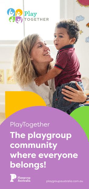 PlayTogether Brochure for Families